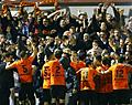 'Chaos dreigt: voorlopig slechts drie clubs voor 1B volgend seizoen'