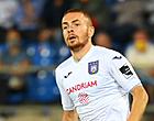 Foto: 'Domper dreigt voor Anderlecht met oog op topper tegen Club'