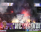 "Foto: RSCA-fans woest: ""Jullie vermoorden het voetbal!"""