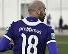 Foto: Anderlecht krijgt slecht nieuws over terugkeer Vanden Borre
