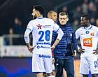 """Foto: De Witte maakt komaf met Gent-spelers: """"Profvoetballer onwaardig"""""""