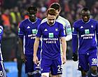 Foto: 'Koude douche Anderlecht: seizoenseinde uitblinker dreigt'