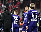 Foto: 'Anderlecht stuurt twee spelers de laan uit'