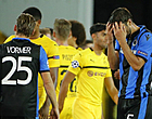"""Foto: Club Brugge vernederd in Duitse pers: """"Tweedeklassevoetbal"""""""