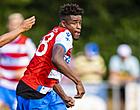 Foto: Nieuwe optie Leko: youngster laat zich opmerken bij Club Brugge