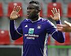 Foto: Anderlecht krijgt extra druk in dossier-Sanneh