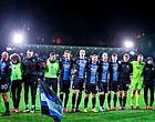Foto: Club Brugge komt met uniek initiatief voor thuisblijvende fans