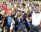Foto: Pro League stelt wedstrijden Club Brugge, AA Gent én Antwerp uit