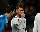 Foto: 'Courtois verbaast bij Real: Ramos en Zidane diep onder de indruk'