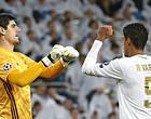 Foto: 'Geen B-elftal Real: Zidane hakt knoop door over Courtois'