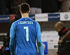 """Foto: Courtois spaart defensie niet: """"Zelfde onmacht als tegen Wales"""""""