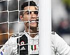 Foto: Cristiano Ronaldo moet veld verlaten na spierblessure (📽️)