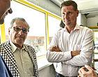"""Foto: Lokeren-preses slaat terug naar De Boeck: """"Ongepast en leugenachtig"""""""