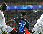 Foto: Club Brugge naar Europa League ondanks nederlaag tegen Real