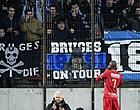Foto: Lamkel Zé onthult waarom hij supporters Club Brugge uitdaagde