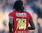 """Foto: Mbokani zet deur open voor terugkeer: """"Anderlecht zit in mijn hart"""""""
