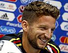 Foto: VIDEO: Mertens kiest vreemd kapsel voor wedstrijd tegen Panama
