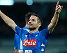 Foto: 'Napoli schuift Mertens aan de kant, lucratieve transfer lonkt'