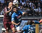 Foto: Basisplaats Mertens levert Napoli drie belangrijke punten op