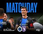 Foto: LIVESTREAM: Club Brugge ontvangt Beerschot en start met jonge doelman