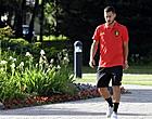 """Foto: Hazard geeft toe: """"Ik mis hem bij de Rode Duivels"""""""