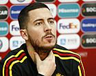 Foto: Hazard reageert op hardnekkige Real Madrid-geruchten
