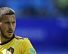 Foto: 'Real Madrid schrikt zich hoedje van eis Eden Hazard'