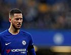 Foto: 'Rugnummer Hazard ligt klaar, Chelsea blijft dwarsliggen'