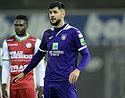 Foto: 'Anderlecht slikt tegenvaller in transferdossier Cobbaut'