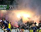 Foto: Ook Anderlecht-fans op hun zwakst: beelden van relschoppers in Trnava
