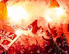 """Foto: Antwerp-fans dreigen voor problemen te zorgen: """"Als een rode lap op een stier"""""""