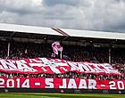 Foto: 'Antwerp-fans nemen opmerkelijk afscheid van legendarische tribune'