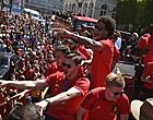 Foto: 'Drie WK-gangers dreigen te stoppen met Rode Duivels'