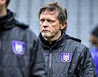 Foto: 'Vercauteren ergert zich aan vijf zaken bij Anderlecht'