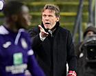 """Foto: Vercauteren slaat fans met verstomming: """"In niks nog Anderlecht-DNA"""""""