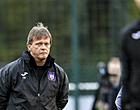Foto: 'Viertal mag dankzij Vercauteren hopen op nieuwe kans bij Anderlecht'