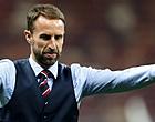 Foto: Engeland verrast en wint van Spanje , Zwitsers te sterk voor IJsland