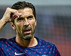 """Foto: Buffon deelt prik uit aan Courtois: """"Begrijp er niets van"""""""