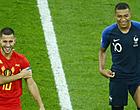 Foto: 'Hazard sluit pact af met goede vriend Mbappé'