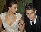 Foto: Ronaldo bezorgt topmodel pijnlijk momentje