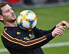 Foto: 'Vertonghen denkt serieus na over verrassende transfer'