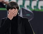 Foto: Nieuw hoofdstuk start met domper: Duitsland kan wéér niet winnen