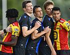 Foto: Club Brugge en KVM ronden opnieuw transferdeal af