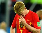 Foto: De Bruyne scoort ook na het WK en heeft heuglijk nieuws