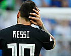 Foto: 'Messi eist drie grote veranderingen in basisploeg Argentinië'