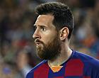 Foto: Messi verlost Setién en Barça tegen stug Granada
