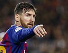 """Foto: 'Messi eist aanvallende topper: """"Een speler zoals Hazard""""'"""