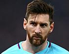 Foto: Barça-coach fluit gefrustreerde Messi terug