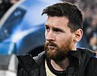 Foto: 'Messi in conflict met Barça-bestuur over transferwens'