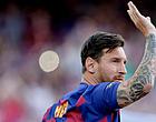 """Foto: Messi onthult: """"Hij is de enige wiens shirt ik ooit heb gevraagd"""""""